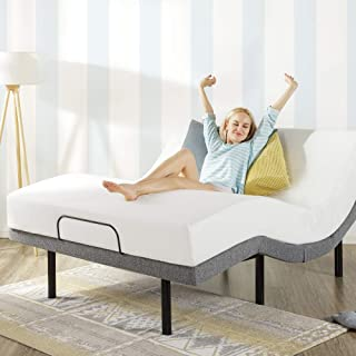 Mellow Genie 500 – Adjustable Bed Base, Unique Added Head Tilt, Wireless Remote..