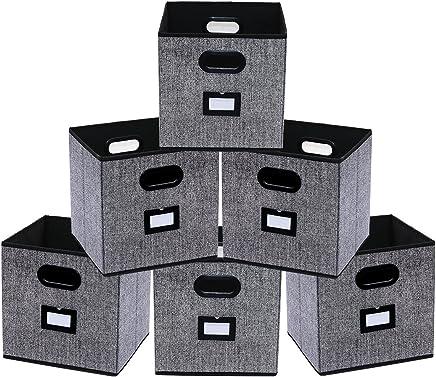 Amazonfr Ikea Kallax Paniers Et Boîtes De Rangement