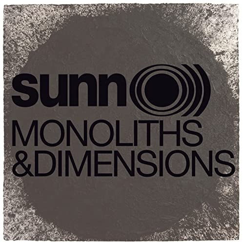 Monoliths And Dimensions de Sunn O))) sur Amazon Music - Amazon.fr