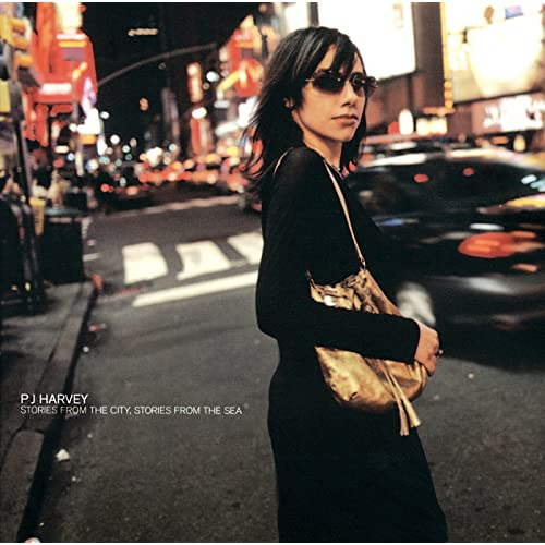 Stories From The City, Stories From The Sea de PJ Harvey sur ...