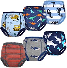 MooMoo Baby Cotton Training Pants Strong Absorbent Toddler Potty Training Underwear for..