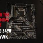 MSI MAG Z490 Tomahawk Gaming Motherboard (ATX, 10th Gen Intel Core, LGA 1200 Socket, DDR4, CF, Dual M.2 Slots, USB 3.2…