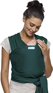 Moby Wrap Baby Carrier | Classic | Baby Wrap Carrier for Newborns & Infants | #1 Baby..
