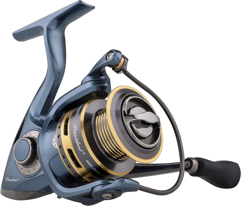 Pflueger President Spinning Fishing Reel review