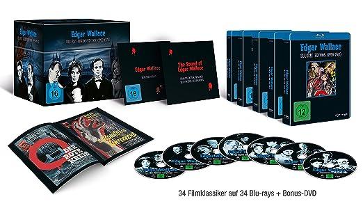 Edgar Wallace Gesamtedition (exklusiv bei Amazon.de)