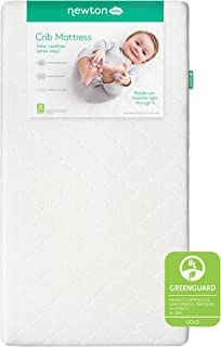 Sponsored Ad - Newton Baby Crib Mattress and Toddler Bed - 100% Breathable Proven to Reduce Suffocation Risk, 100% Washabl...