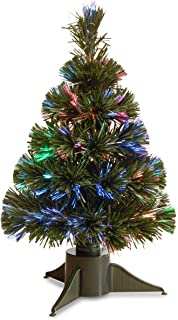 National Tree Company Pre-lit Artificial Christmas Tree | Includes Multi-Color Lights |..