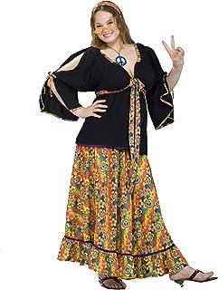 Amazon Com Plus Size Hippie