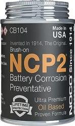 NOCO NCP2 CB104S 4 Oz Oil-Based Battery Corrosion Preventative Brush-On