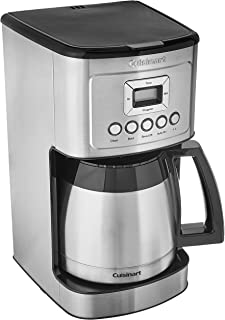 Cuisinart Stainless Steel Thermal Coffeemaker, 12 Cup Carafe, Silver