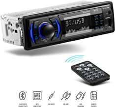 BOSS Audio Systems 616UAB Multimedia Car Stereo – Single Din LCD Bluetooth Audio..