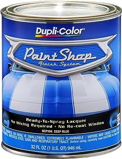 Dupli-Color (BSP204-2 PK 'Paint Shop' Deep Blue (Metallic) Finish System Base..