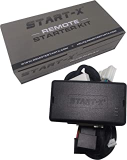 Start-X Plug N Play Remote Start Starter for Highlander 2014-2019, C-HR 2018-2019, Land..