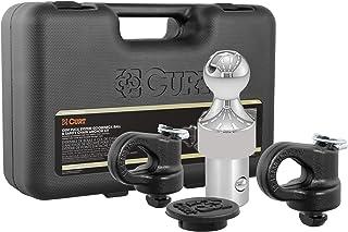 CURT 60692 OEM Puck System Gooseneck Hitch Kit, 30K, 2-5/16-Inch Ball, Select Silverado,..