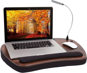 Sofia + Sam Oversized Memory Foam Lap Desk