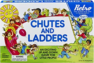 Chutes and Ladders Game: Retro Series 1978 Edition