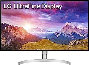 "LG 32UL950-W 32"" Class Ultrafine 4K UHD LED Monitor with Thunderbolt 3 Connectivity.."