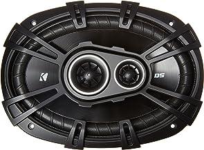 2 New Kicker 43DSC69304 D-Series 6×9 360 Watt 3-Way Car Audio Coaxial Speakers
