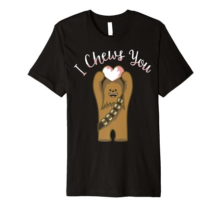 Image result for i chews you chewbacca
