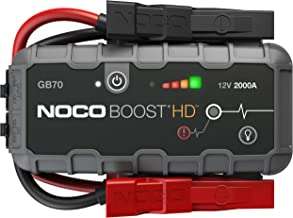 NOCO Boost HD GB70 2000 Amp 12-Volt UltraSafe Portable Lithium Car Battery Jump Starter..