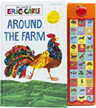 World of Eric Carle, Around the Farm 30-Button Sound Book – PI Kids (Play-A-Sound)