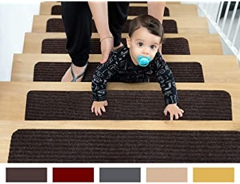 Explore Running Rugs For Steps Amazon Com | Running Carpet For Stairs | Stair Tread | Hardwood | Wood | Grey | Stair Runners