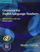 Book cover: Grammar for English Language Teachers