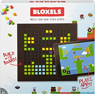 Mattel Bloxels Build Your Own Video Game – Discontinued from Manufacturer, Brown