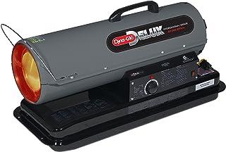 Dyna-Glo Delux KFA80DGD Kerosene, 80K BTU Forced air Heater, 80,000