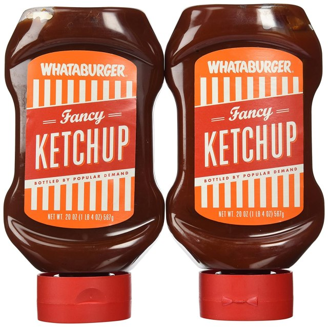 Whataburger Fancy Ketchup (Pack of 29)