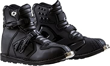O'Neal 0344-010 Unisex-Adult Rider Shorty Boot BLK 10 (Black,