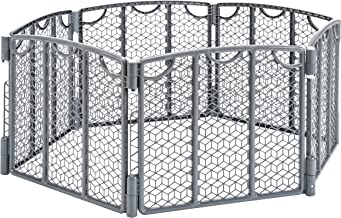 Evenflo Versatile Play Space, Indoor & Outdoor Play Space, Portable, 18.5 Square Feet..