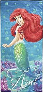Disney The Little Mermaid Ariel Splash Kids Bath/Pool/Beach Towel