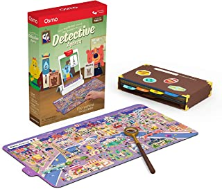 Osmo – Detective Agency – Ages 5-12 – Solve Global Mysteries –..