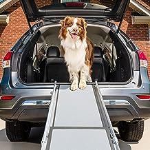 PetSafe Happy Ride Deluxe Telescoping Pet Ramp – Standard, Portable, Lightweight,..