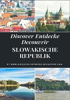 Discover Entdecke Decouvrir Slowakische Republik: Slowakische Republik - Wooden church, Tatranska Javorina, High Tatra Mountains, Western Carpathians, Slovakia (German Edition)