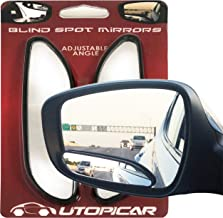 Blind Spot Mirrors. long design Car Mirror for blind side by Utopicar for traffic safety...