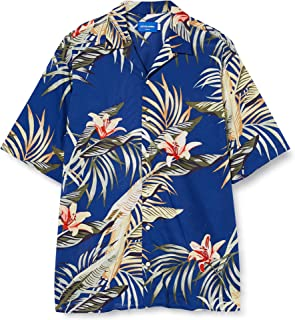 Jack & Jones Jormarty Organic Shirt SS Camisa para Hombre