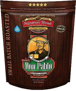 2LB Don Pablo Signature Blend – Medium-Dark Roast – Whole Bean Coffee –..