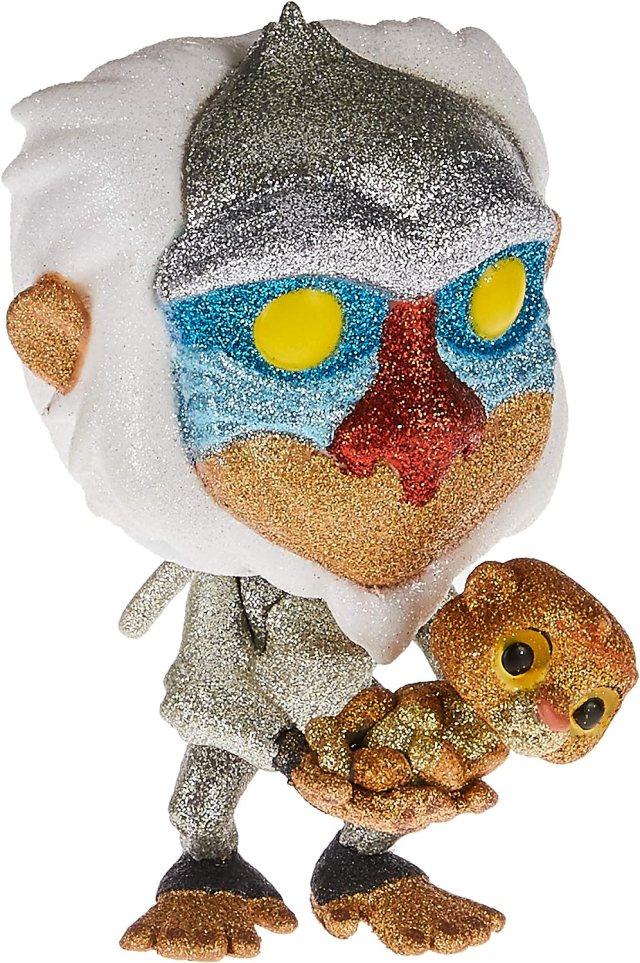 Funko POP! Diamond Collection - Disney [#22] - Rafiki with Simba