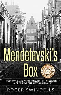 Mendelevski's Box: A heartwarming and heartbreaking Jewish survivor's journey (WW2 Historical Fiction Book 1)