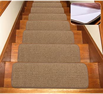 Explore Outdoor Step Rugs For Stairs Amazon Com   Outdoor Tread For Steps   Pressure Treated   Wood   Deck Stairs   Non Slip   Granite