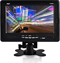 "Premium 7"" Inches Rearview Car LCD Monitor by Pyle – Parking Monitor Assistant with.."