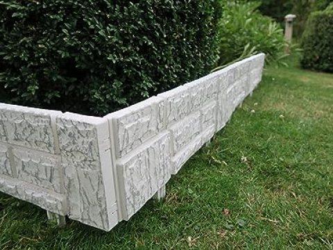 gartenzaun aus stein suchergebnis auf amazon.de für: stein+zaun