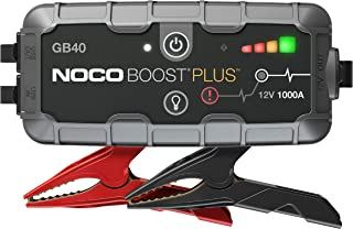 NOCO Boost Plus GB40 1000 Amp 12-Volt Ultra Safe Portable Lithium Car Battery Jump..