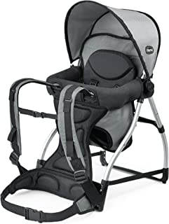 Chicco SmartSupport Backpack Carrier – Grey