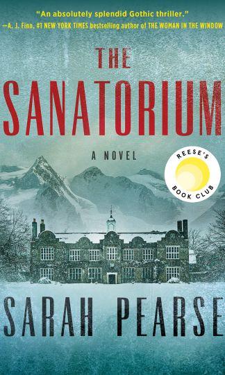 The Sanatorium: A Novel: Pearse, Sarah: 9780593296677: Amazon.com: Books