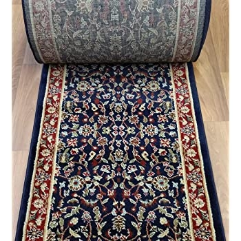 Amazon Com Rug Depot 163129 Traditional Sold By The Foot Stair   Home Depot Carpet Runners By The Foot   Plastic   Natco Kurdamir   Vinyl   Stair Runner   Regent Tan