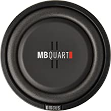 "MB Quart DS1-254 Discus Series, 400W, 10"" Shallow Subwoofer, Subwoofers, Bass Boost,.."
