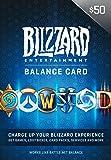 $50 Battle.net Store Gift Card Balance [Online Game Code]